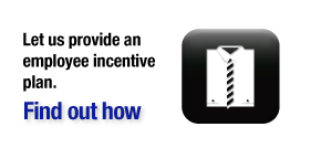 Let us provide an employee incentive plan